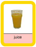 Audio Flashcards - Food and Drink