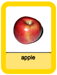 Audio Flashcards - Fruits