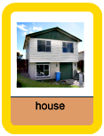 Audio Flashcards - House and Furniture I