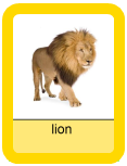 audio flashcards: mammals
