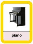 Audio Flashcards - Musical Instruments