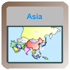 Geography Game - Asia