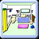 Clickable Pictures - Bathroom
