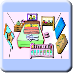 Clickable Pictures - Bedroom