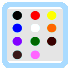 Learning Game - Find the Color