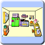 Clickable Pictures - Kitchen