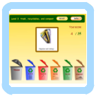 Learning Game - Sort Your Waste